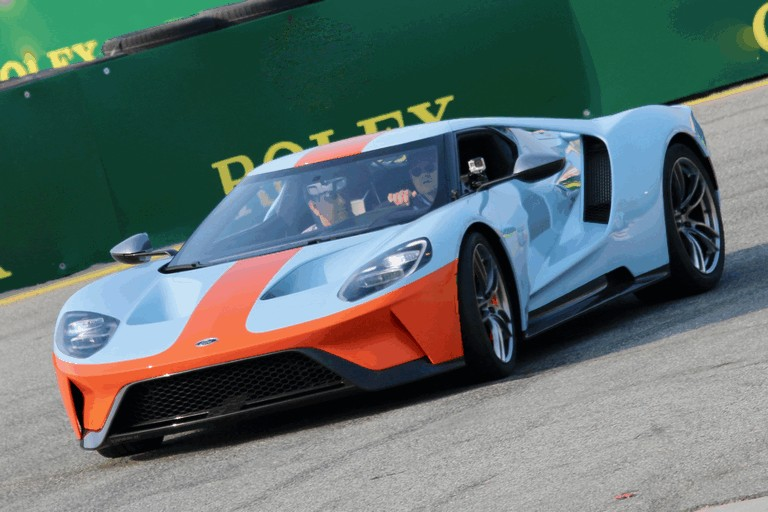 2019 Ford GT Heritage edition 505735
