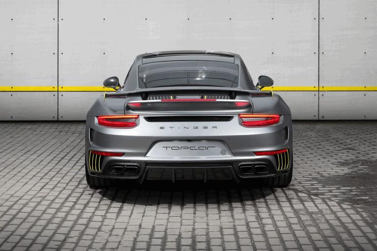 2018 Porsche 911 ( 991 type II ) Stinger GTR by TopCar & Felix Ferro 504574