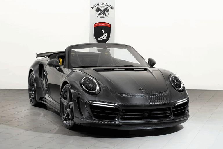 2018 Porsche 911 ( 991 type II ) Turbo S - Stinger GTR Carbon Edition by TopCar 504590