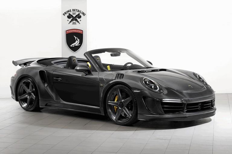 2018 Porsche 911 ( 991 type II ) Turbo S - Stinger GTR Carbon Edition by TopCar 504592