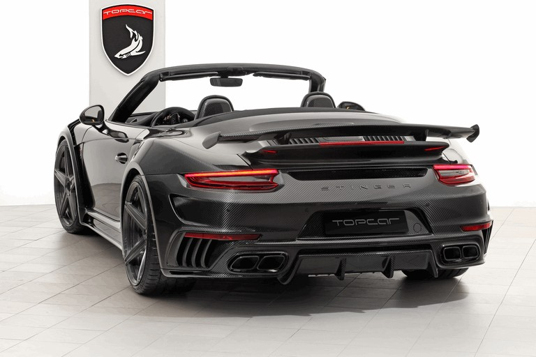 2018 Porsche 911 ( 991 type II ) Turbo S - Stinger GTR Carbon Edition by TopCar 504595