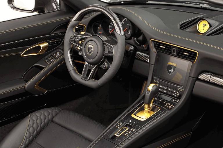 2018 Porsche 911 ( 991 type II ) Turbo S - Stinger GTR Carbon Edition by TopCar 504604