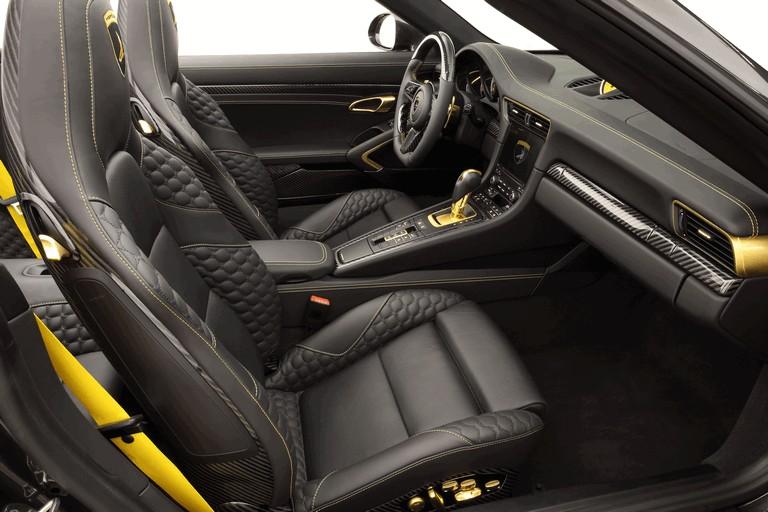 2018 Porsche 911 ( 991 type II ) Turbo S - Stinger GTR Carbon Edition by TopCar 504606
