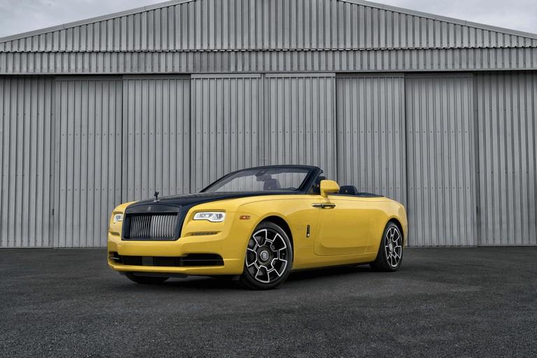 2018 Rolls-Royce Dawn Black Badge 504689