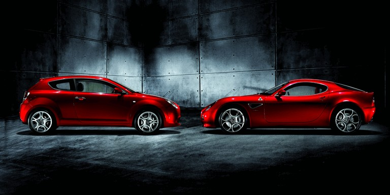 2008 Alfa Romeo MiTo 226421