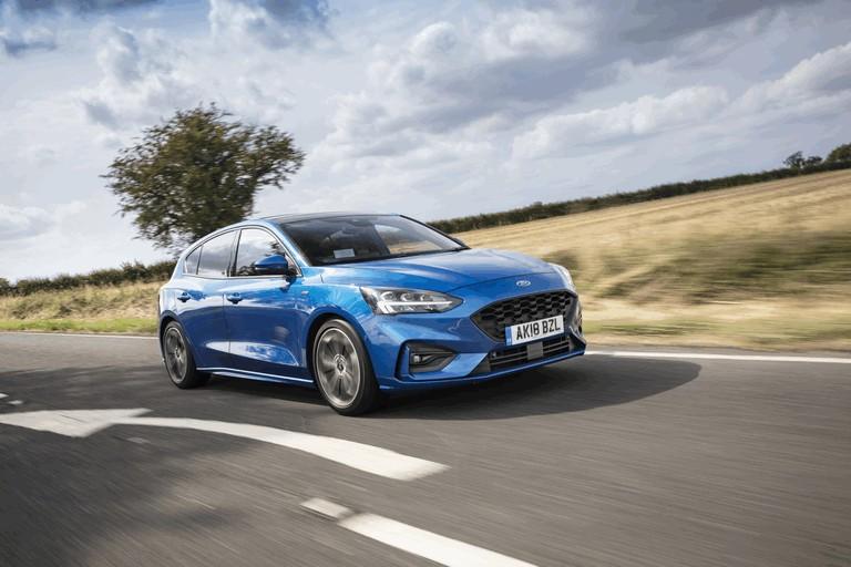 2018 Ford Focus - UK version 506127