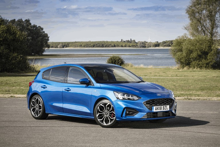 2018 Ford Focus - UK version 506129