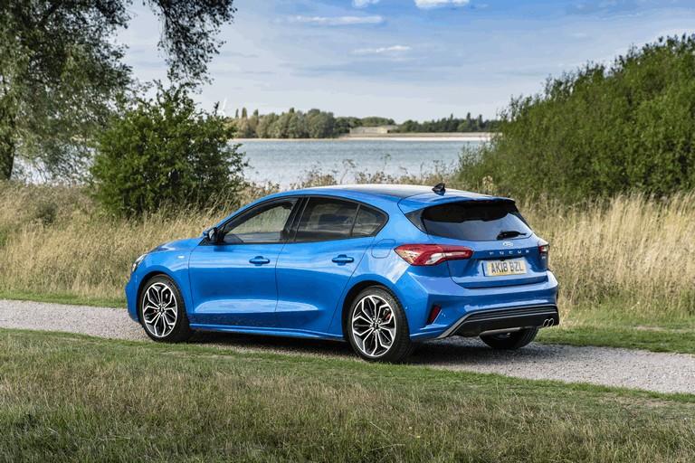 2018 Ford Focus - UK version 506138