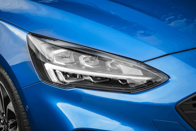 2018 Ford Focus - UK version 506143