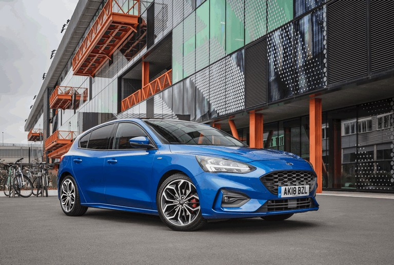 2018 Ford Focus - UK version 506146