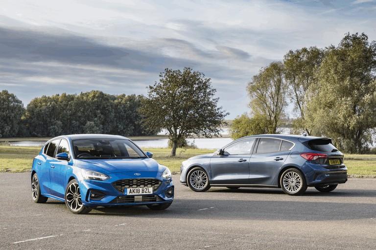 2018 Ford Focus - UK version 506148