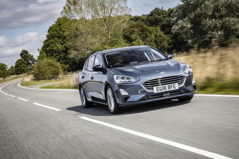 2018 Ford Focus - UK version 506150