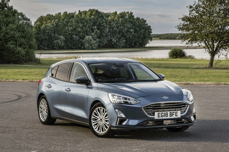 2018 Ford Focus - UK version 506153