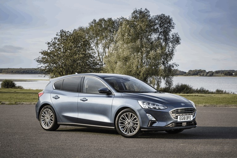 2018 Ford Focus - UK version 506154
