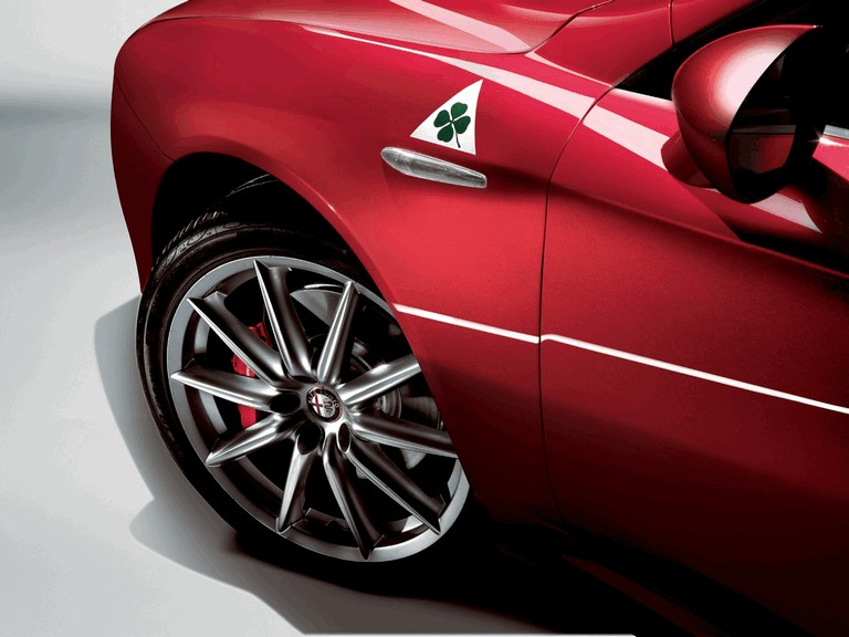 2008 Alfa Romeo Spider Mille Miglia 495472