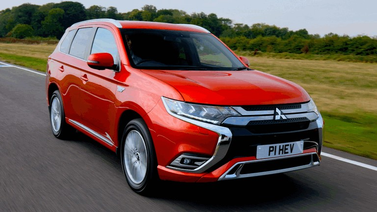 2019 Mitsubishi Outlander PHEV - UK version 506973