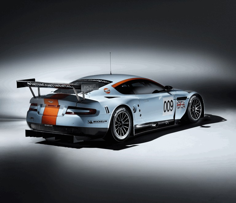 2008 Aston Martin DBR9 Racing #226485