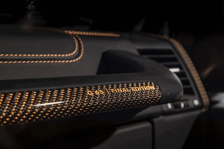 2018 Mercedes-AMG G 65 Final Edition 507587