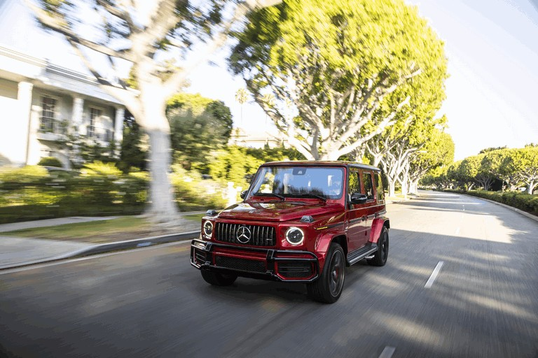2018 Mercedes-AMG G 63 - USA version 507598