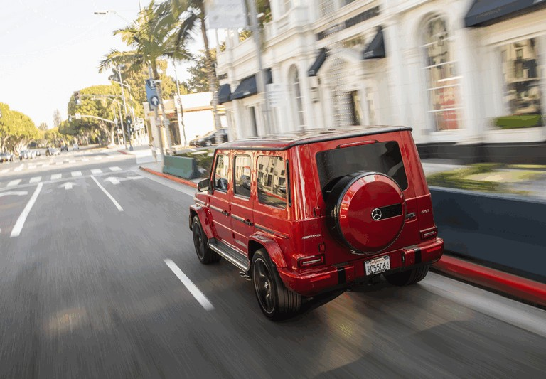 2018 Mercedes-AMG G 63 - USA version 507606