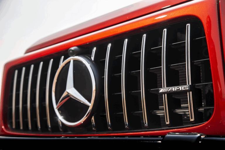 2018 Mercedes-AMG G 63 - USA version 507616