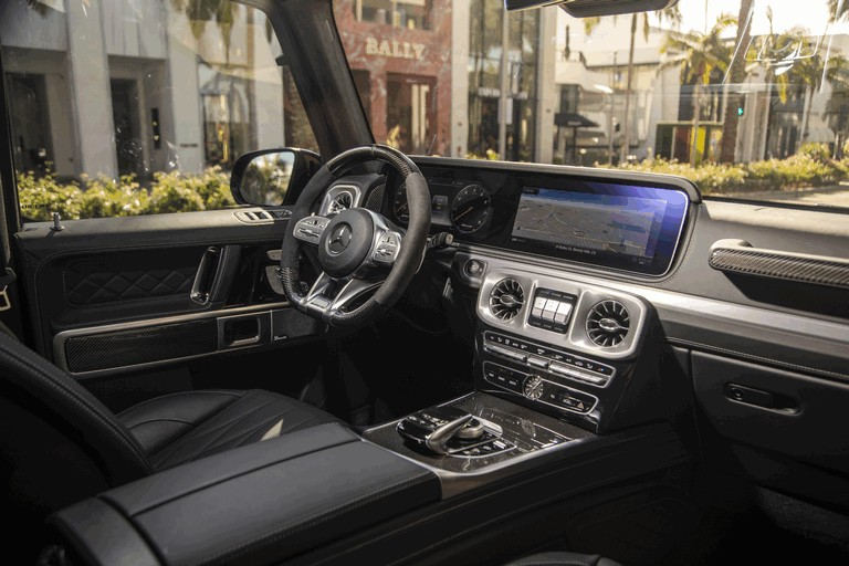 2018 Mercedes-AMG G 63 - USA version 507688