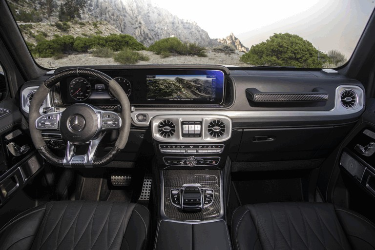 2018 Mercedes-AMG G 63 - USA version 507694