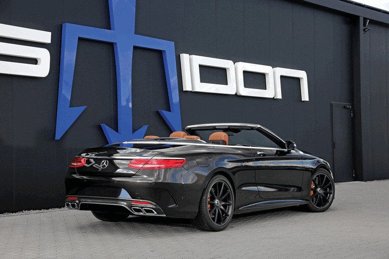 2018 Posaidon S 63 RS 850+ ( based on Mercedes-AMG S 63 cabriolet A217 ) 507756