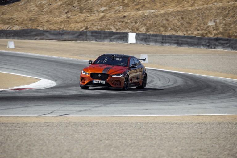 2018 Jaguar XE SV Project 8 - speed record at Laguna Seca 507787