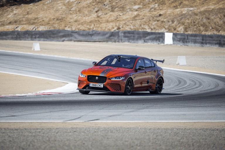 2018 Jaguar XE SV Project 8 - speed record at Laguna Seca 507789