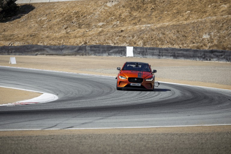 2018 Jaguar XE SV Project 8 - speed record at Laguna Seca 507791