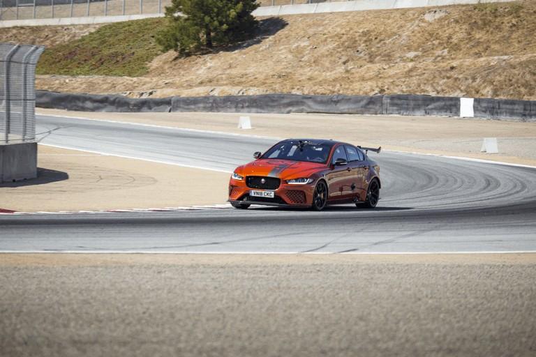 2018 Jaguar XE SV Project 8 - speed record at Laguna Seca 507792