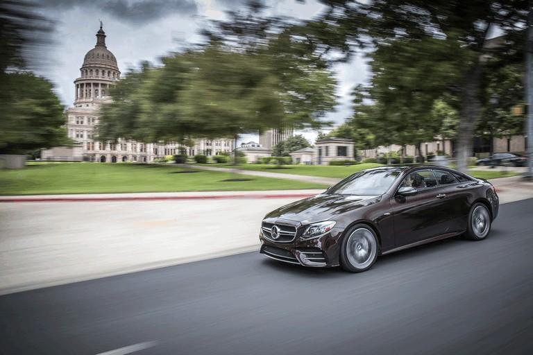 2018 Mercedes-AMG E 53 coupé - USA version 513377