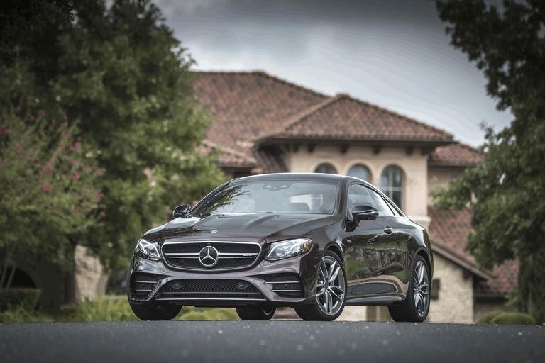 2018 Mercedes-AMG E 53 coupé - USA version 513380
