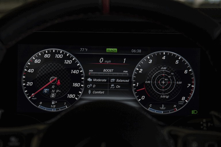 2018 Mercedes-AMG E 53 coupé - USA version 513395