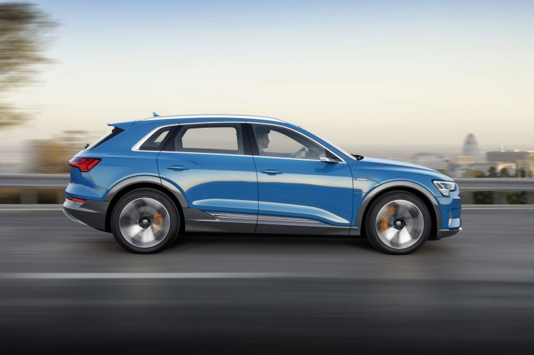 2019 Audi e-Tron 524917