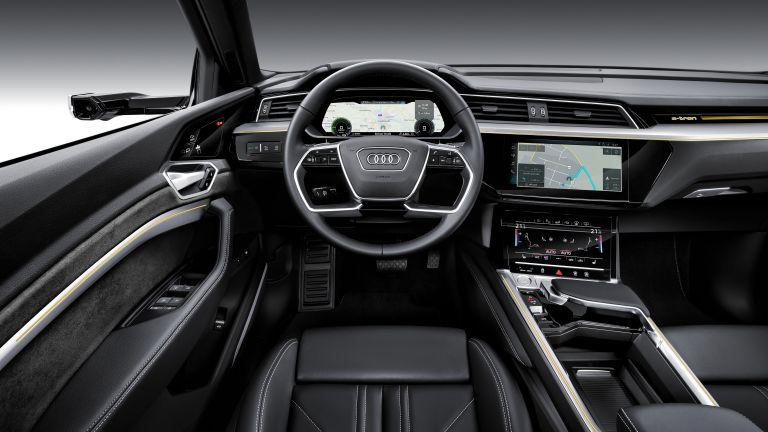 2019 Audi e-Tron 525000