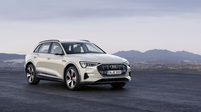 2019 Audi e-Tron 525142