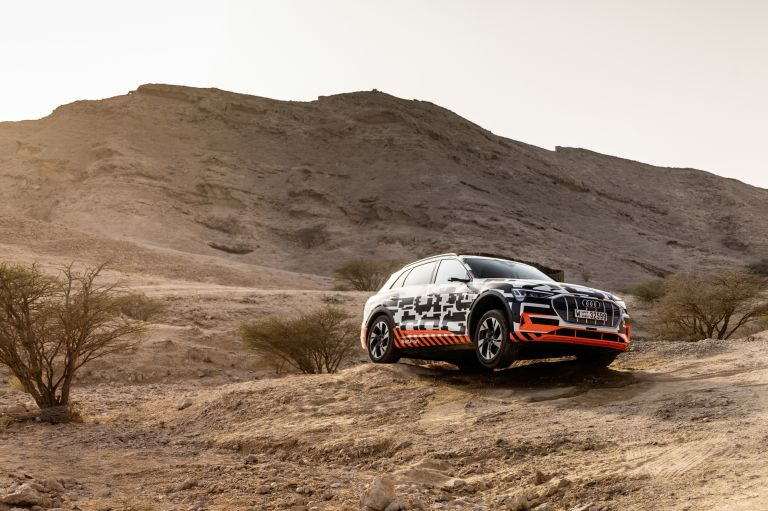 2019 Audi e-Tron 525155