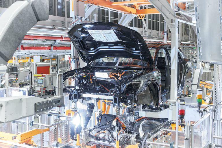 2019 Audi e-Tron 525242