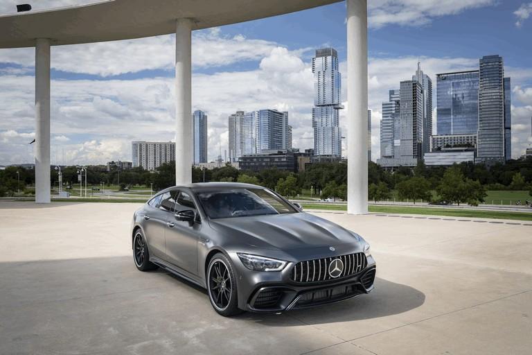 2018 Mercedes-AMG GT 63 S 4Matic+ 4-door coupé 511208