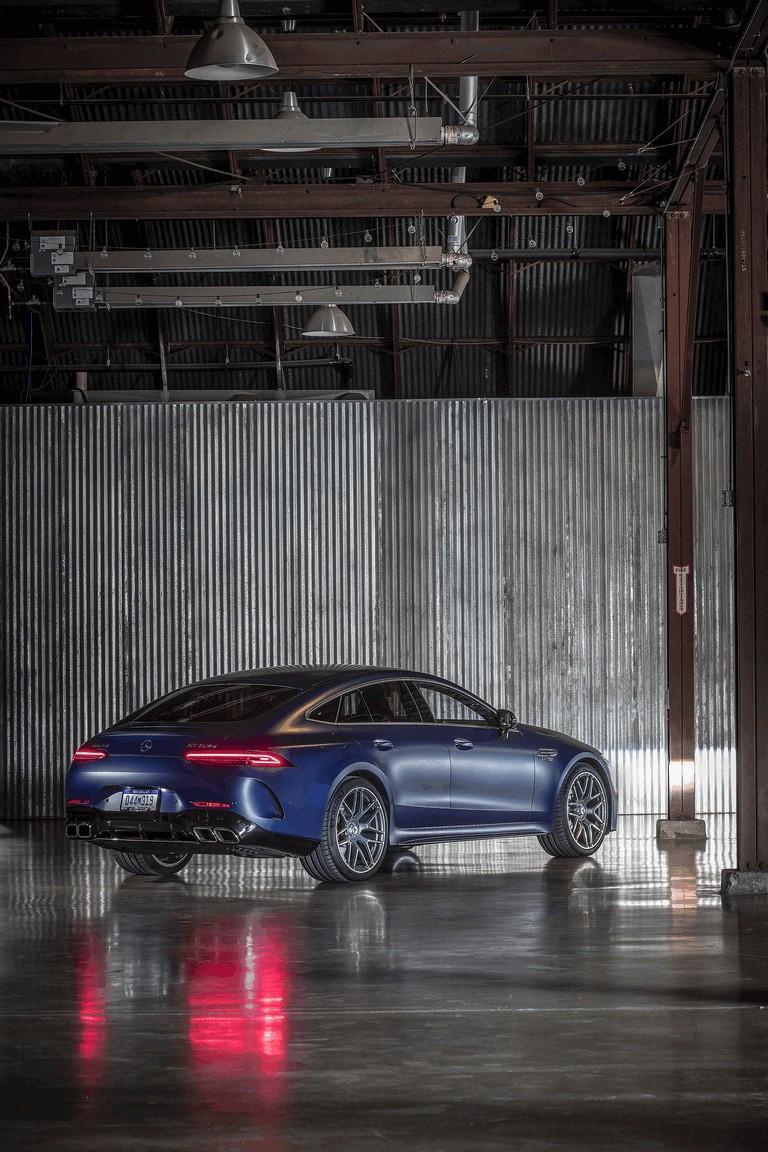 2018 Mercedes-AMG GT 63 S 4Matic+ 4-door coupé 511231