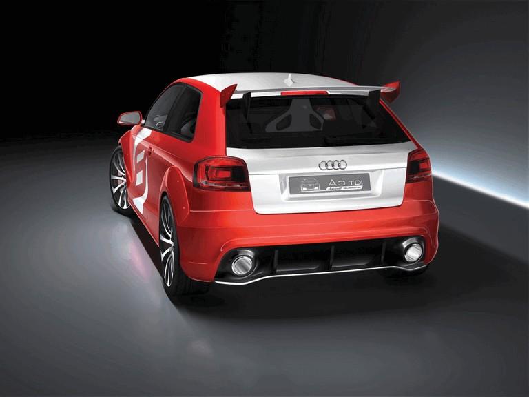 2008 Audi A3 TDI clubsport quattro concept 226681