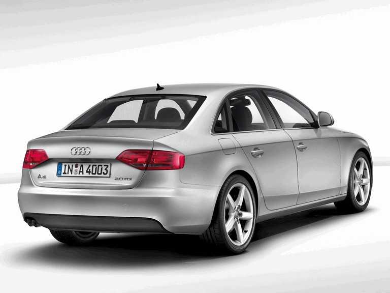 2008 Audi A4 226687