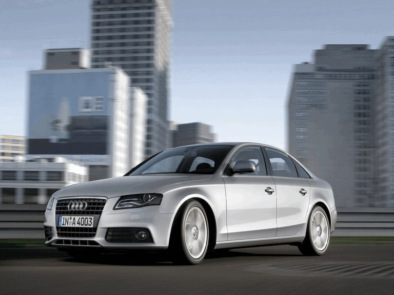 2008 Audi A4 226691