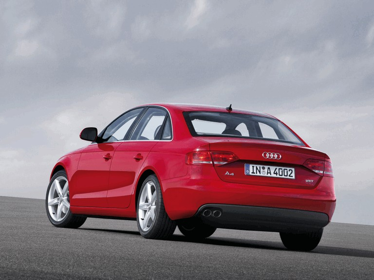 2008 Audi A4 226693