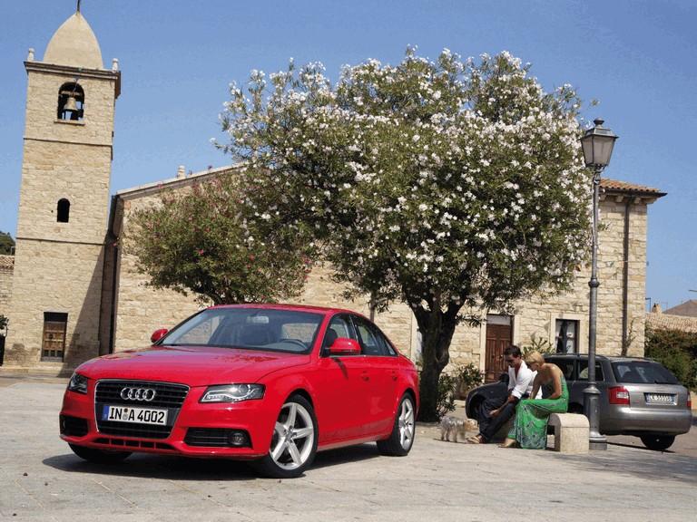 2008 Audi A4 226703