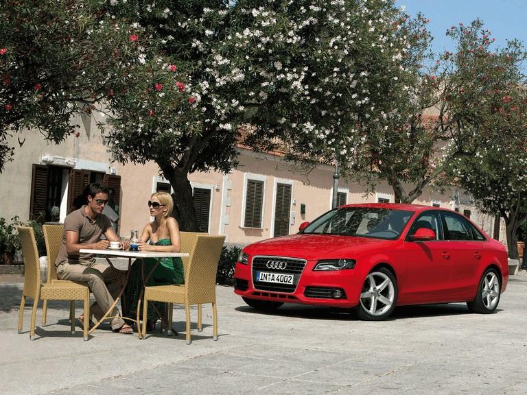 2008 Audi A4 226704