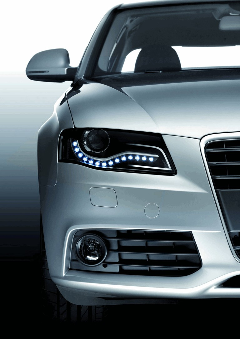 2008 Audi A4 226754