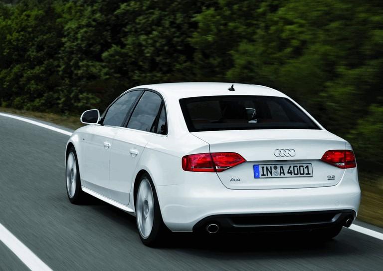 2008 Audi A4 226781